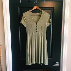 Bohme Boutique Mint Green Dress